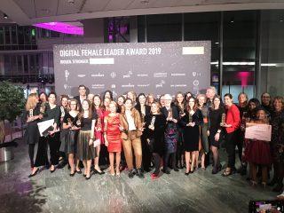 Stephanie Züllig – Digital Female Leader in der Kategorie Career 2019